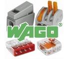 Электромонтажные клеммы WAGO