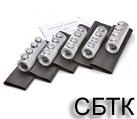 Комплекты болтовых соединителей СБТК