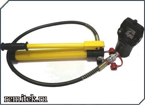 Пресс гидравлический ПРГ2-400 - фото 1