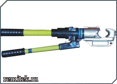 Пресс гидравлический ручной ПРГ-400С РОСТ - фото 1