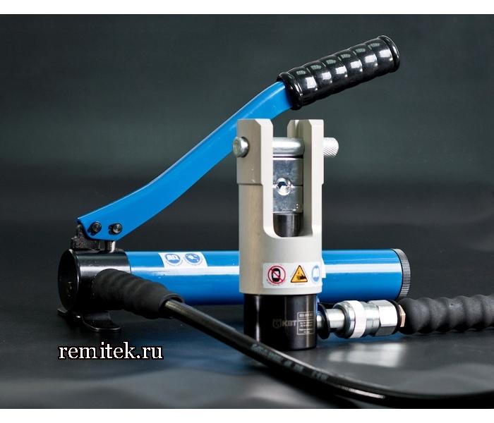 Пресс гидравлический помповый ПГП-300А - фото 1