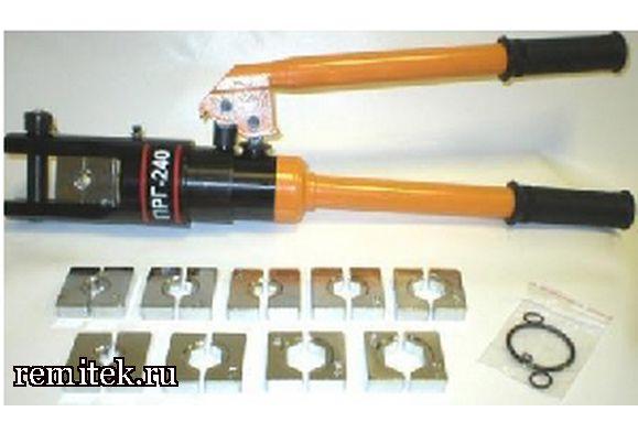 Пресс гидравлический ручной ПРГ-240 РОСТ - фото 1