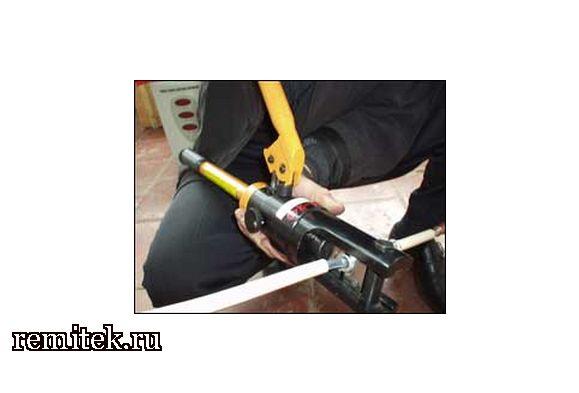 Пресс гидравлический ручной ПРГ-240 - фото 2