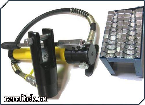 Пресс гидравлический ПРГ2-300 - фото 1