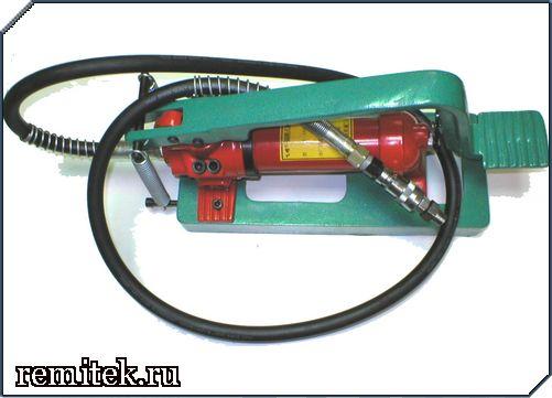 Насос гидравлический ННГ-800 - фото 1