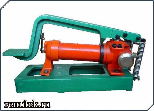Насос гидравлический ННГ-800 - фото 2