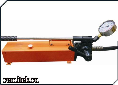 Насос ручной гидравлический НРГ2-3 - фото 1
