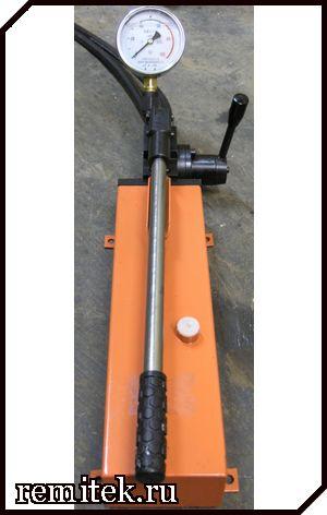 Насос ручной гидравлический НРГ2-3 - фото 2
