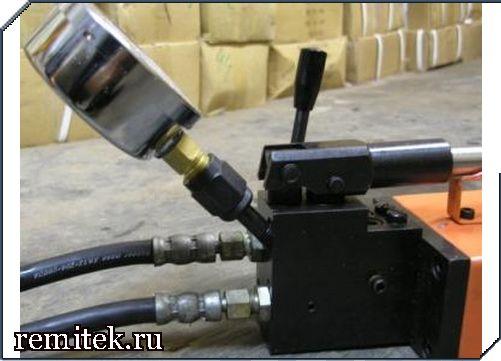 Насос ручной гидравлический НРГ2-3 - фото 4