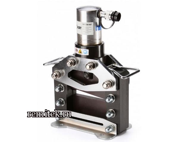 Пресс гидравлический для резки токоведущих шин ШР-150 Шинорез - фото 1