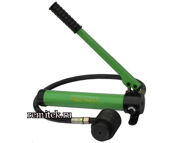НПРГ-8 Пробойник гидравлический с помпой 11т, 22-60, нж- 1,6, ст- 3,2мм - фото 1