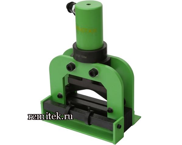НРШГ-150м Резчик шин гидравлический ширина 150, толщ 10, усилие 20т - фото 1
