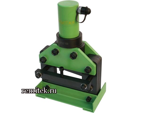 НРШГ-200 Резчик шин гидравлический ширина 200, толщ 10, усилие 20т - фото 1