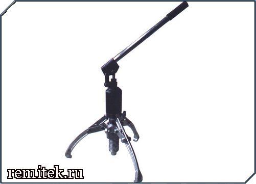 Съемник гидравлический СГ-10 со встроенным насосом - фото 1