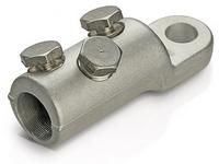 Болтовой кабельный наконечник с гальваническим покрытием 2НБЕ-25/50(Л)