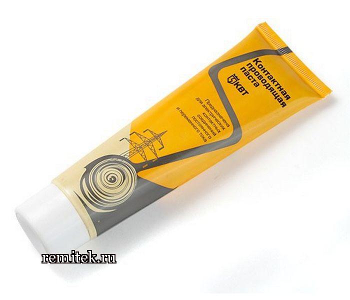 Электропроводящая паста КПП - фото 1