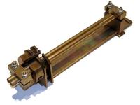 Приспособление для скручивания проводов АС в овальных соединителях МИ-189А