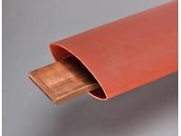 Термоусаживаемая трубка для изоляции электротехнических шин ТТШ-10-150/60