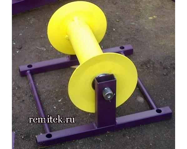 Ролик кабельный прямой РПК-150 - фото 1