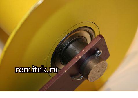Ролик кабельный прямой РПК-200 - фото 3