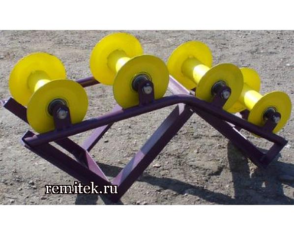Ролик кабельный угловой РПК 4-200У - фото 1