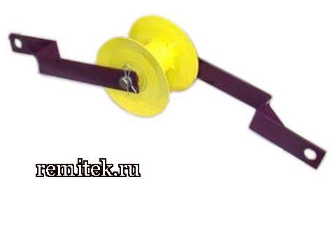 Ролик кабельный подвесной РП-200 - фото 3