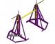 Домкрат кабельный ДКВ 22-5Р (разборный) - фото 1