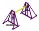 Гидравлический кабельный домкрат ДКГ 16-2 - фото 1