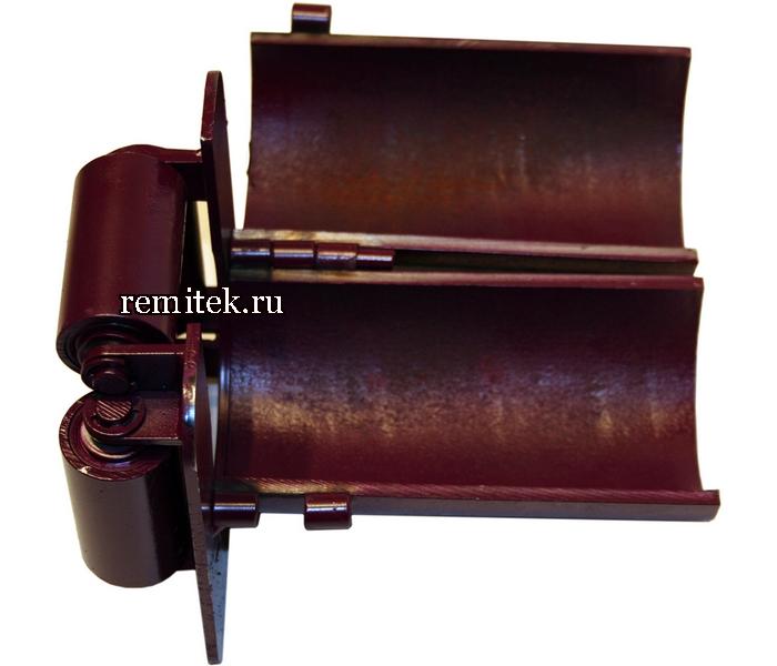 Кабельный ролик для ввода кабеля в трубу ВР-100 - фото 2