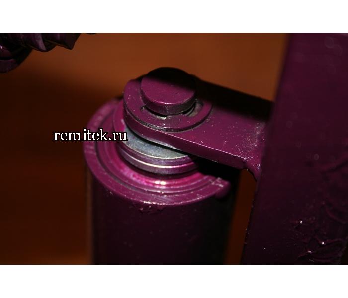 Ролик для прокладки кабеля прямой РЗ 200 замкнутый - фото 2
