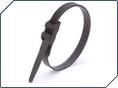 Стяжка крепежная усиленная КСУ 9х180 (100 шт)