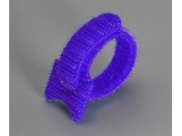 Стяжка-велькро СВ 12x135 (синяя)