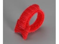 Стяжка-велькро СВ 16x210 (красная)