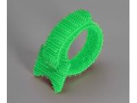 Стяжка-велькро СВ 12x135 (зеленая)