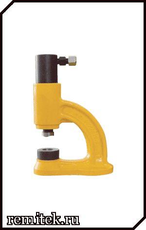 02005 Пресс гидравлический для перфорирования листового металла ПГЛ-100+ ШТОК - фото 1