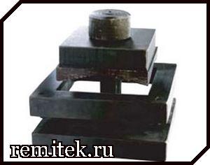 Комплекты насадок для ПГЛ-60+ квадратные ШТОК - фото 1