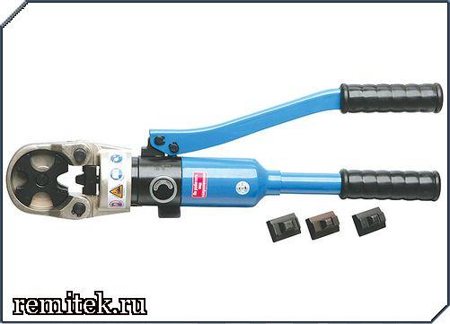 Пресс гидравлический ручной ПГРс-150 КВТ - фото 1
