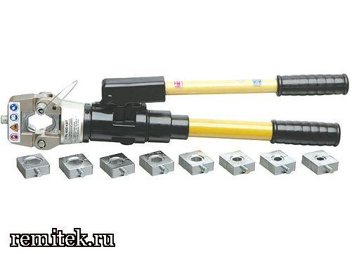 Пресс гидравлический ручной ПГРс-400 КВТ - фото 1