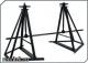 Домкрат кабельный ДК-5 для подъема кабельных барабанов до 6 тонн (ось в комплекте) - фото 1
