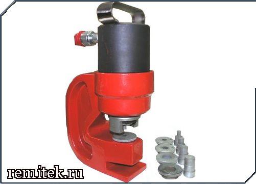 Пресс-перфоратор (шинодыр) ШД-20 - фото 1