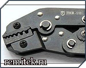 Пресс-клещи ПКВ-6 - фото 1