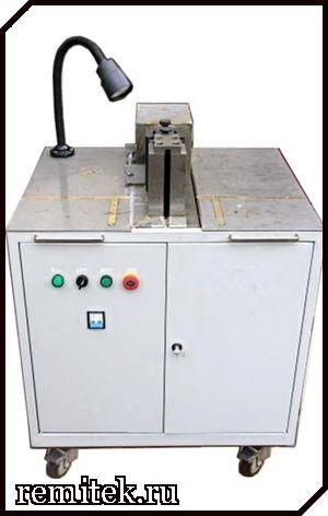 Универсальный электрогидравлический станок ШОС-120 - фото 1