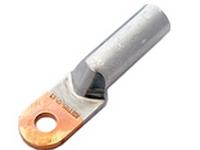 Наконечник кабельный алюмомедный ТАМ 300-20-24 (сварной)