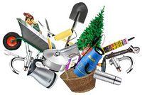 Хозяйственные и садовые принадлежности