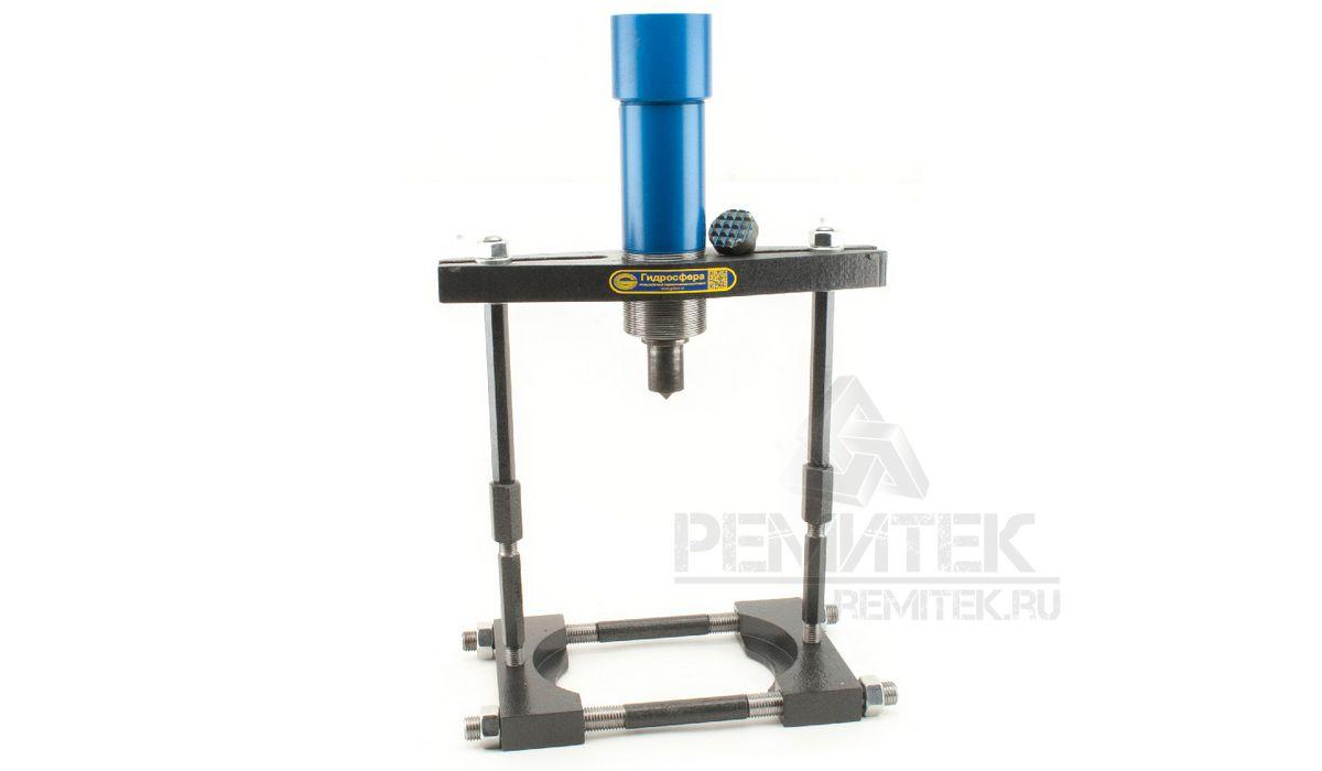 Съемник гидравлический с хомутом СГХ10-280 - фото 1