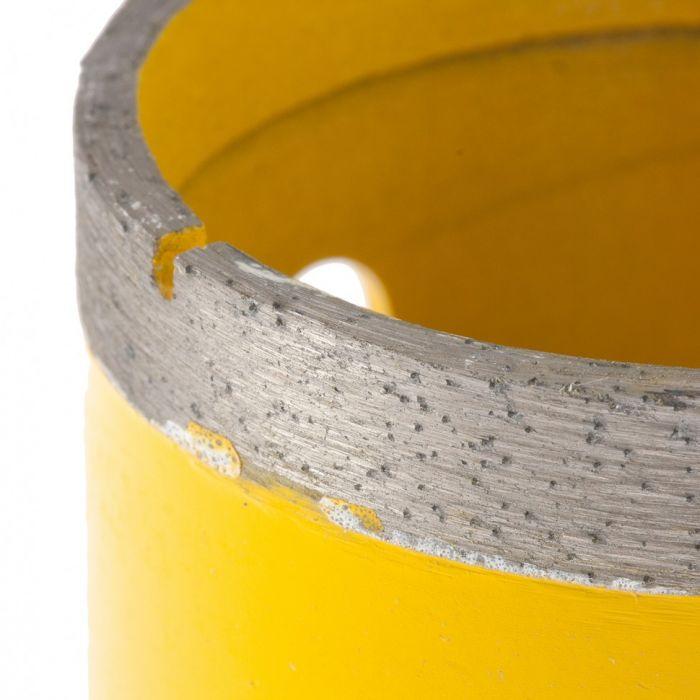 Сверло алмазное по керамограниту, 68 мм, мокрая резка, М14. DENZEL - фото 3