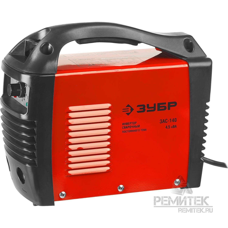 Инвертор ЗУБР сварочный, электр. 1,6-3,2 мм, А20-140, 1*220В - фото 3