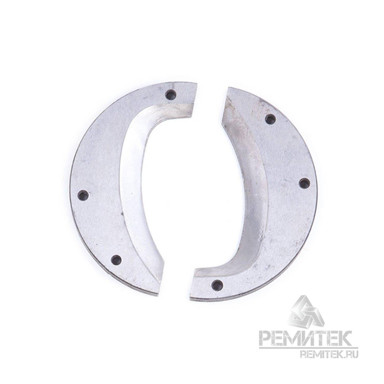 12061 Комплект лезвий для ножниц секторных НС-30С - фото 1