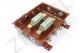 Коробка с зажимами наборными КЗНС-48 УХЛ 1,5 IP65 латунный ввод - фото 3