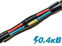 Термоусаживаемые муфты МВПТ для водопогружных кабелей